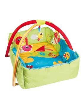 Canpol Babies 3 in 1 Education and Activity Baby Play Pen Mat 68/030