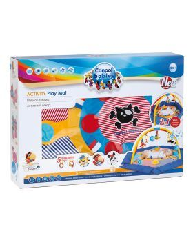 Canpol Babies Educational and Activity Baby Play Pen Mat 68/037