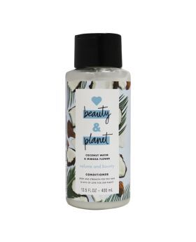 Love Beauty and Planet Coconut Water and Mimosa Flower Conditioner 400 mL