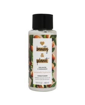 Love Beauty and Planet Shea Butter and Sandalwood Conditioner 400 mL