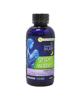 Mommy's Bliss Gripe Water Night Time 120 mL