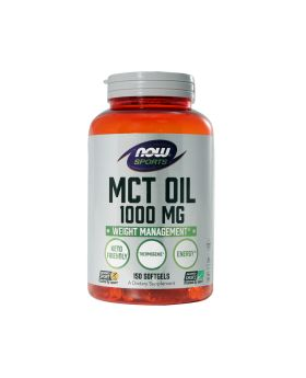 Now MCT Oil 1000 mg Softgels 150's