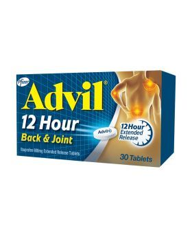 Advil 12 Hour Extended Release Tablets 30's