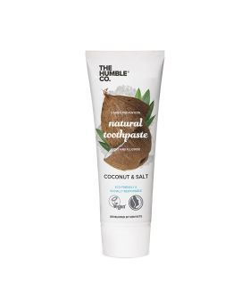 The Humble Co Natural Toothpaste Coconut Salt 75 mL