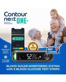 Ascensia Contour Next One Blood Glucose Monitoring System