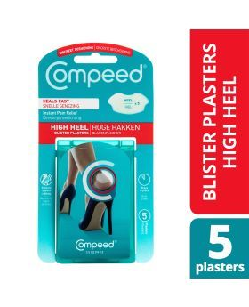 Compeed Hydrocolloid Blister Plasters High Heel 5's