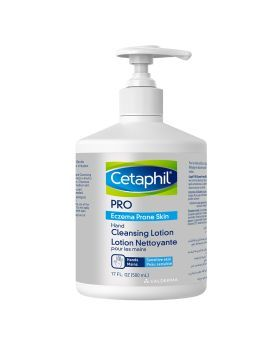 Cetaphil PRO Eczema Prone Skin Hand Cleansing Lotion 500 mL