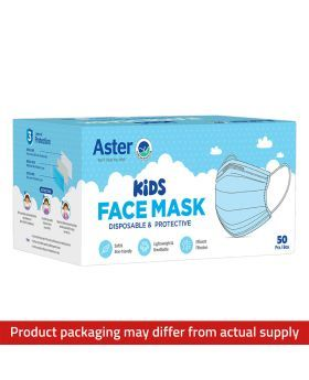 Aster Kids Face Mask 50's