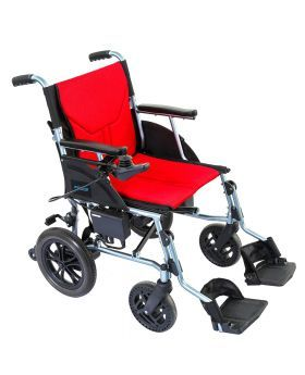 Wolaid Electric Wheelchair Red JL157