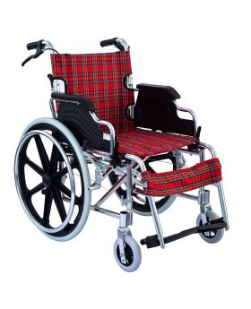 Wolaid Wheelchair Red JL908LABJ