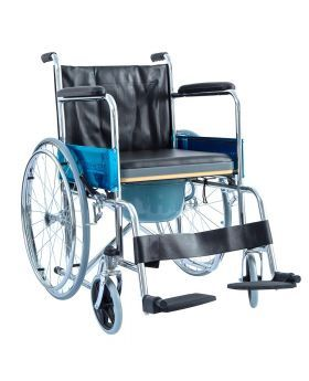 Wolaid Commode Wheelchair JL609