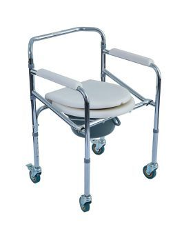 Wolaid Commode Chair JL696
