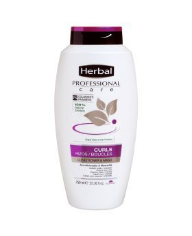 Herbal Professional Care Curls Conditioner & Mask 750 mL