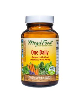 MegaFood One Daily Tablets 60's