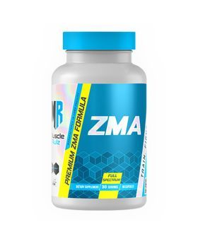 Muscle Rulz ZMA Capsules 90's
