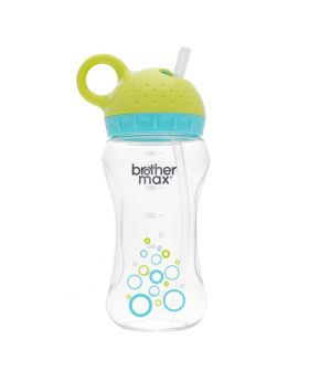 Brother Max Twister Straw Cup 6+ Months 280 mL 1's